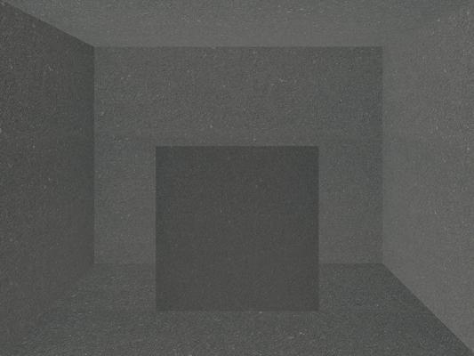 """Gray Room, Number 8"", 2012, archival inkjet print, ed. of 3, 9 x 12"", 16 x 20"" fr."