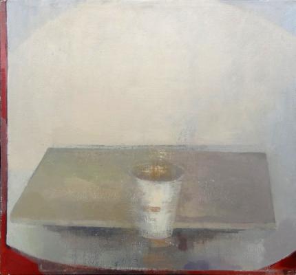 """Sarah Bixler"""", """"White Cup"""", 2015"""