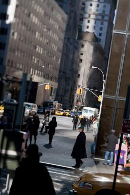 """Susan Wides,""""February 4, 2010 (Fifth Ave.)"""""""