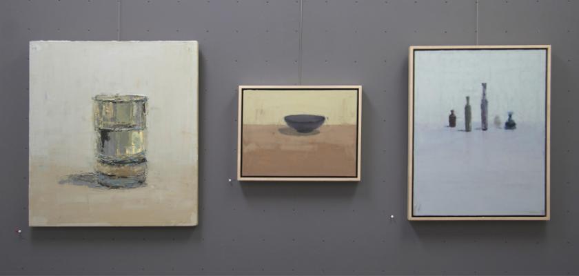 Installation image, Brian Blackham