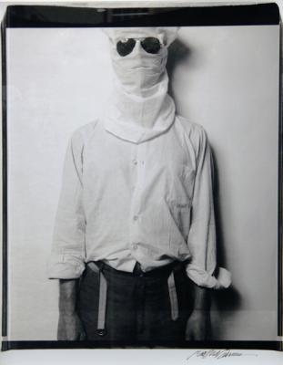 "Marsha Burns, Untitled, 28.5 x 21.75"""
