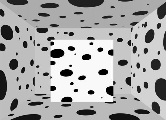 """Dalmatian Variation, Number 3"", 2012, archival inkjet print, ed. of 3, 16x22"""