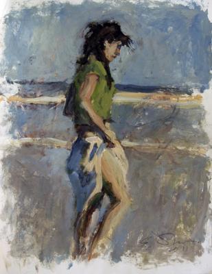 Ed Musante, untitled