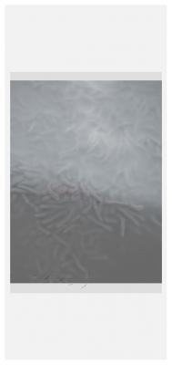 """Milk"", 2012, inkjet print, 12 x 27"""
