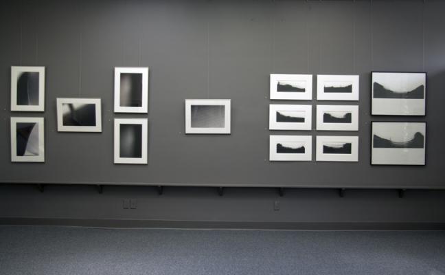 """The Reductivist Show"" installation"