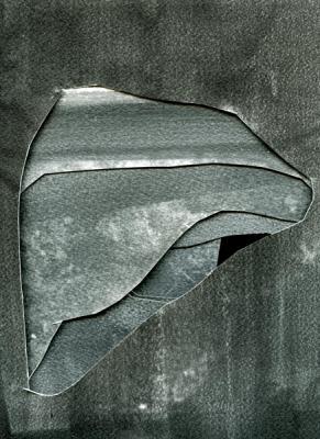 """""""Strata 3"""", 2012, archival inkjet print, 7 x 5"""" image"""