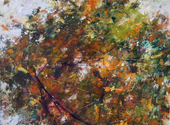 "Kimberly Clark, ""Leary, End of Autumn"""