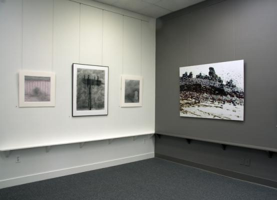 """Landscape Part II: Urban & Rural"" Installation"