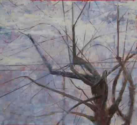 "Kimberly Clark, ""Leary, Winter Tree"""