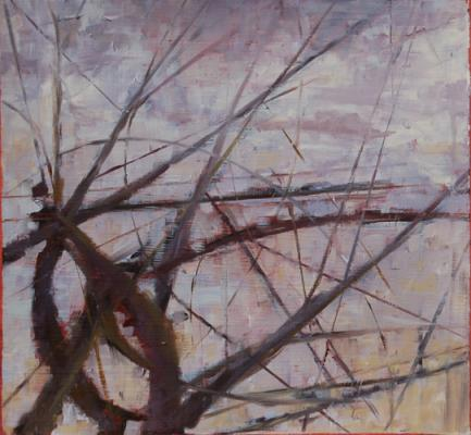"Kimberly Clark, ""Leary, Winter Late Afternoon"""