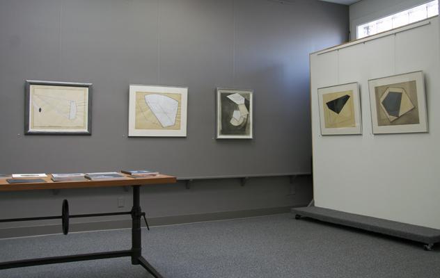 """Dale Lindman & Robert Maki"" Installation"