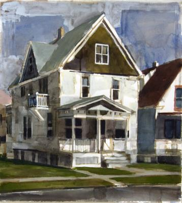 "Michael Howard, ""1025 Howell"""