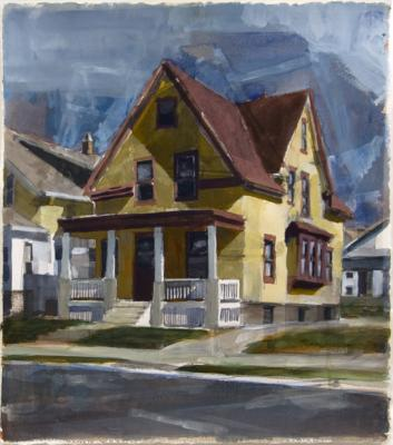 "Michael Howard, ""2981 Finson"""