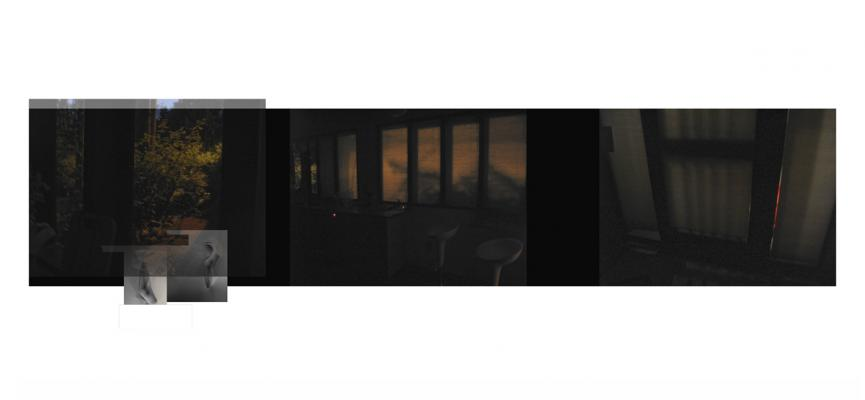 """Nightwatch #3"", 2012, archival inkjet print, ed. of 5, 19 x 43"""
