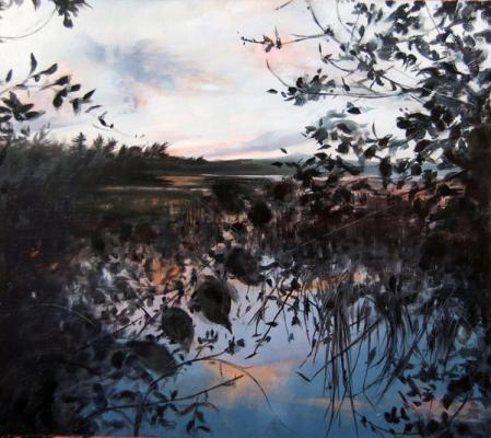 """Kimberly Clark, """"Recollections of Flying Pond, II"""""""