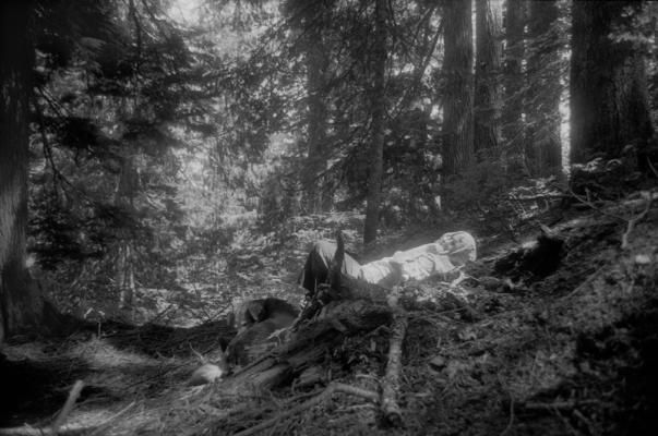 "Glenn Rudolph, ""Squire Creek Pass"", 2007, archival inkjet print, 21 x 31.5"" image, 24 x 37"" paper"