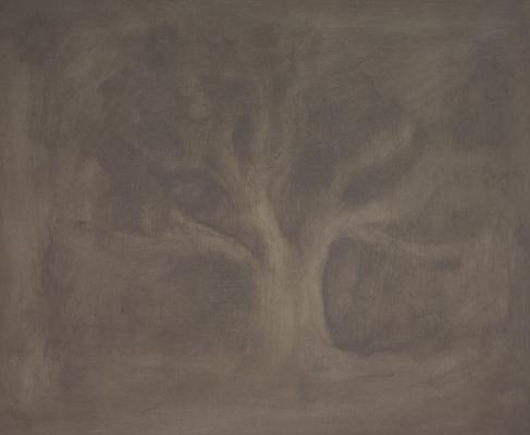 "Vannessa Tran, ""Untitled (9)"", oil on paper, 2013, oil on paper, 10.25 x 12.5"" i"