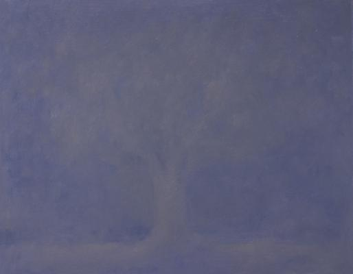 "Vannessa Tran, ""Untitled 12)"", oil on paper, 2012, oil on paper, 13.25 x 16.5"""